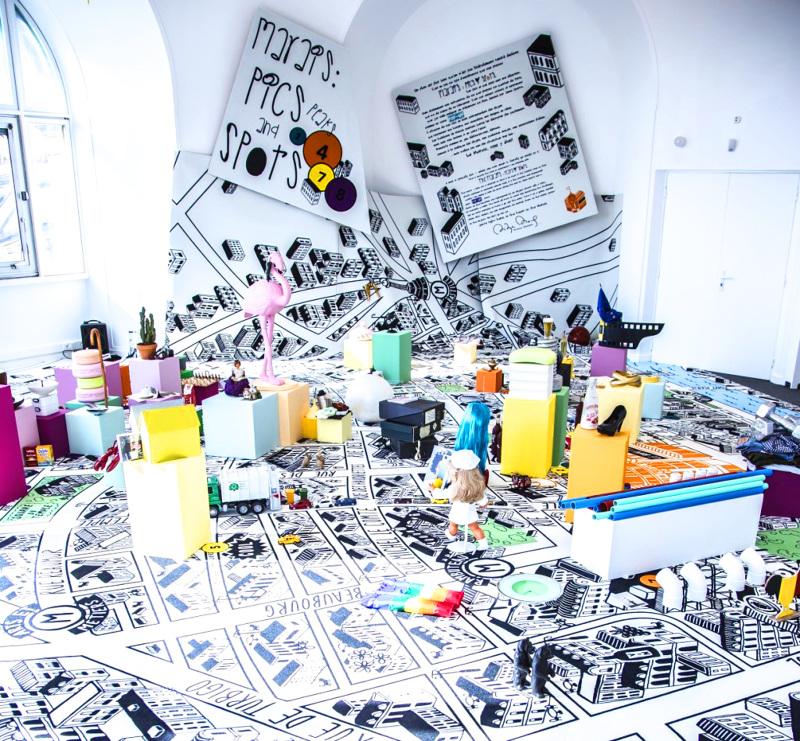 bhv paris jenni sparks. Black Bedroom Furniture Sets. Home Design Ideas